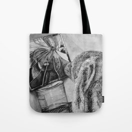 My Reflection? Tote Bag