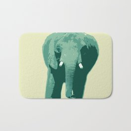 Elephant Tusk Bath Mat