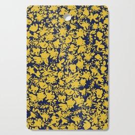 Summer Bloom Cutting Board