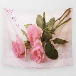 On Your Wedding Day Wall Tapestry