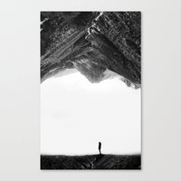 Canvas Prints featuring Lost in isolation by Stoian Hitrov - Sto