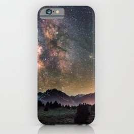 MilkyWay Night iPhone Case
