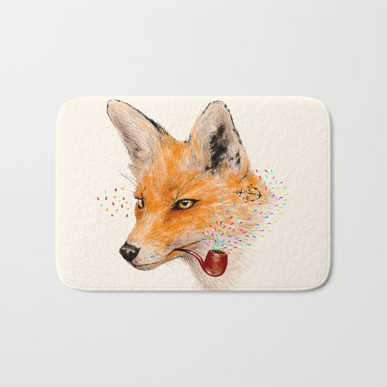 Fox VI Bath Mat