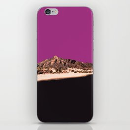 Marbella Orchid iPhone Skin