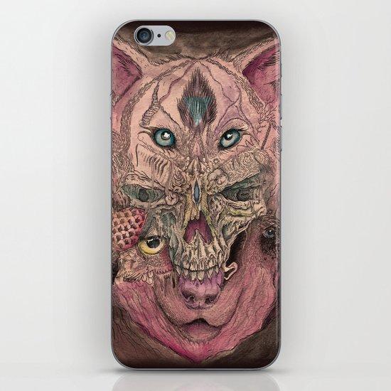 Four Kingdoms iPhone & iPod Skin