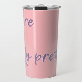 Regina George (Pink) Travel Mug