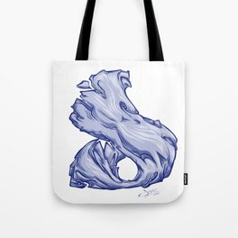 The Letter D is Dope!  Tote Bag