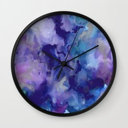 FUMES Wall Clock
