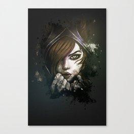 League of Legends XAYAH Canvas Print