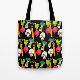 Welcome to the Garden Party Tote Bag