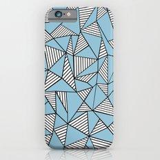 Ab Blocks Blue #2 iPhone 6s Slim Case