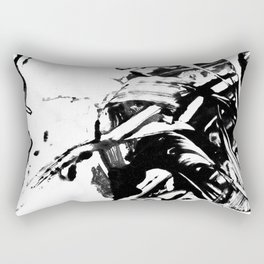 Blck&Whte 2 Rectangular Pillow