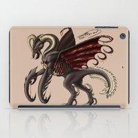 demon iPad Cases featuring Demon by Alexiel