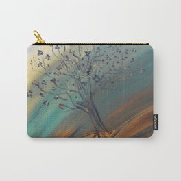 Roots Blazing Carry-All Pouch