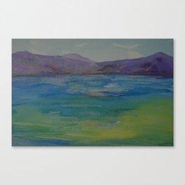 Purple Mountains MM151207g-13 Canvas Print