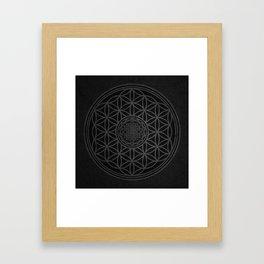 Sacred Unity Framed Art Print