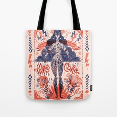 Miss Universe Tote Bag