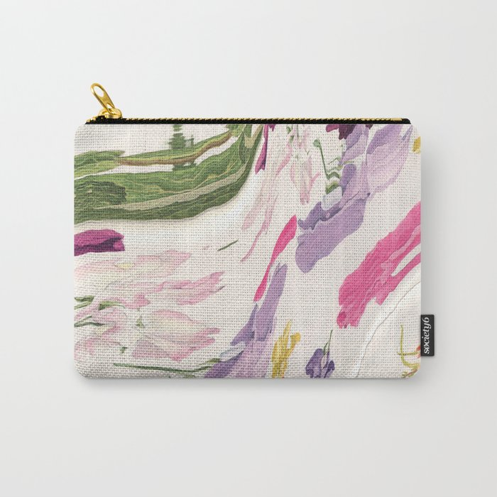 Violeta Carry-All Pouch