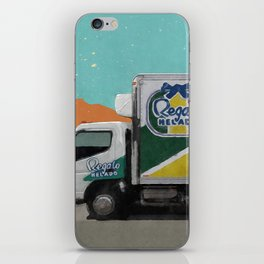 Regalo Helado - The Drug Truck - Better Call Saul iPhone Skin