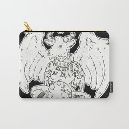 Baphomet is love Baphomet is life Carry-All Pouch