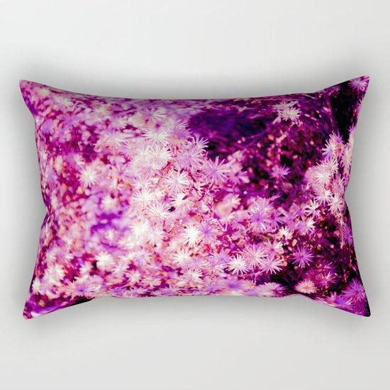 PINKY STARS Rectangular Pillow