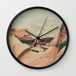 Prince Edward Island North Coast Wall Clock