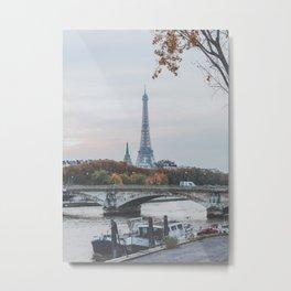 Paris, France II Metal Print