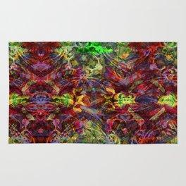 Volcanic Rock & Emeralds Rug