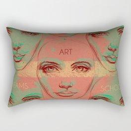 Piece(s) of Mind Rectangular Pillow