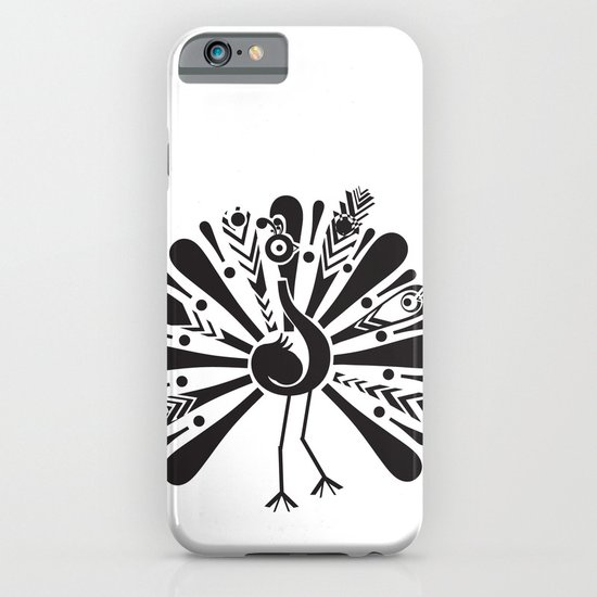 p bird iPhone & iPod Case