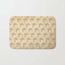 Industrial Clamp Bath Mat