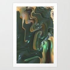 E20 Fractal Art Print