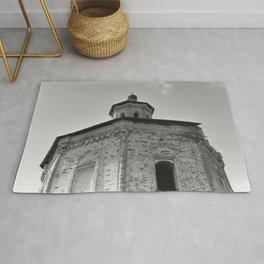 Ancient church Rug