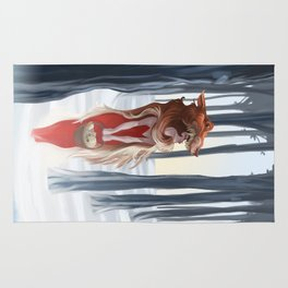The red riding hood Rug