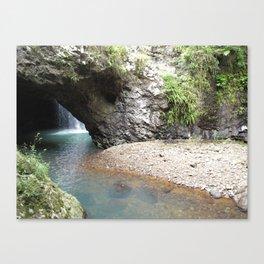 Natural Bridge (Arch) Canvas Print