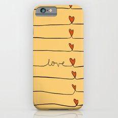 Lovelines Slim Case iPhone 6s
