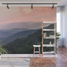 Smoky Mountain National Park III Wall Mural