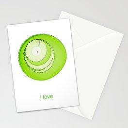 Heart Chakra / Fourth Chakra Stationery Cards