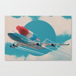 independence_transport Canvas Print
