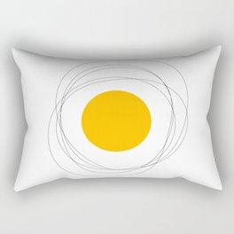 Doodle egg Rectangular Pillow