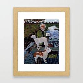 Goodfella Dogs Gerahmter Kunstdruck