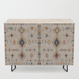 N250 - Oriental Heritage Berber Traditional Moroccan Style Credenza