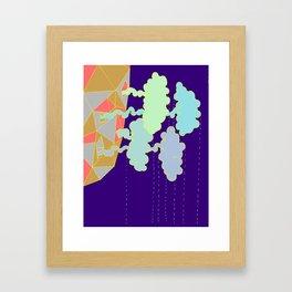 Cloud Factory II Framed Art Print