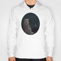 constellation Hoodies featuring Constellation Bear by Stephanie Piercy