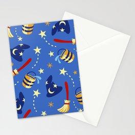 Yen Sid's Apprentice Stationery Cards