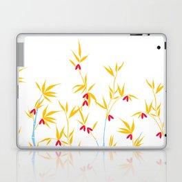 Bamboo tree pattern Laptop & iPad Skin