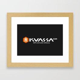 Kuassa  Framed Art Print