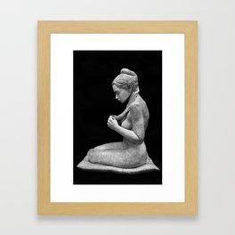 RK Sculpture2 Framed Art Print