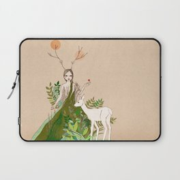 Mori girl Laptop Sleeve