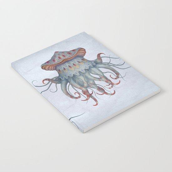 Hydrozoa Arcus Notebook